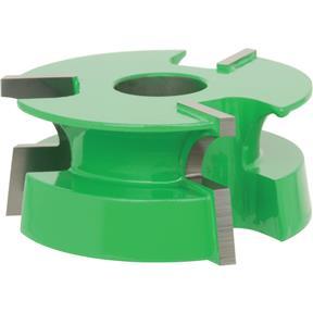 "Shaper Cutter - Door Lip (Counter-Clockwise Rotation), 3/4"" Bore"