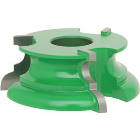 "Shaper Cutter - Cove & Full Bead, 3/4"" Bore"