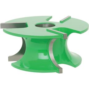 "Shaper Cutter - Stair Tread Nose, 3/4"" Bore"