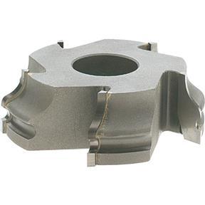 "Carbide Tipped Handrail Shaper Cutter Set (Style #1), 4"" & 5-3/8"" Dia."