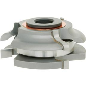 "Reversible Stile & Rail - Ogee w/ Rub Collar, 3/4"" Bore"