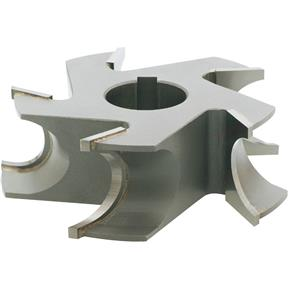 "Carbide Tipped Stair Tread Nose, 4-5/8"" Dia."