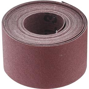 "1-1/2"" x 15' Emery Cloth 180 Grit"