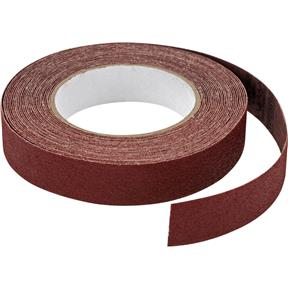 "1"" x 30' A/O Sanding Roll 60 Grit, Cloth"