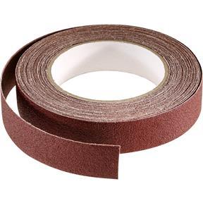 "1"" x 30' A/O Sanding Roll 80 Grit, Cloth"