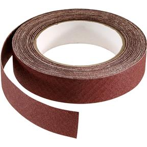 "1"" x 30' A/O Sanding Roll 150 Grit, Cloth"