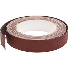 "1"" x 30' A/O Sanding Roll 180 Grit, Cloth"