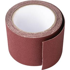 "3"" x 10' A/O Sanding Roll 60 Grit, Cloth"