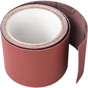 "3"" x 10' A/O Sanding Roll 220 Grit, Cloth"