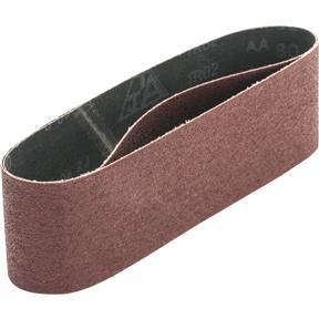 """3"""" x 24"""" A/O Sanding Belt 100 Grit, 2 pk."""