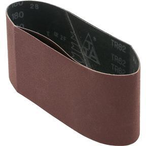 """4"""" x 24"""" A/O Sanding Belt 180 Grit, 2 pk."""