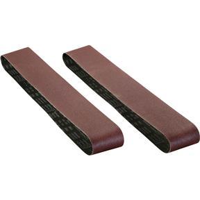 """6"""" x 80"""" A/O Sanding Belt 60 Grit, 2 pk."""