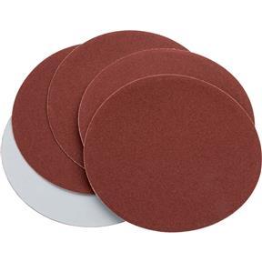 "5"" A/O Sanding Disc, 120 Grit PSA, 5 pk."