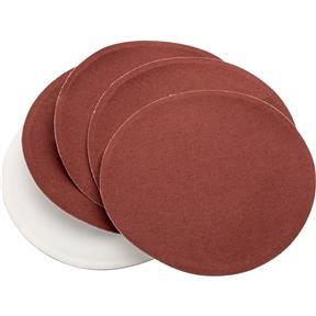 "5"" A/O Sanding Disc, 180 Grit PSA, 5 Pk."
