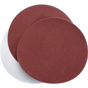 "6"" A/O Sanding Disc, 120 Grit PSA, 3 pk."