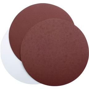 "6"" A/O Sanding Disc, 180 Grit PSA, 3 pk."