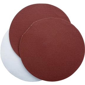 "6"" A/O Sanding Disc, 220 Grit PSA, 3 pk."