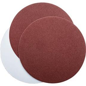 "8"" A/O Sanding Disc, 60 Grit PSA, 3 pk."