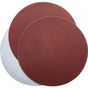 "8"" A/O Sanding Disc, 80 Grit PSA, 3 pk."