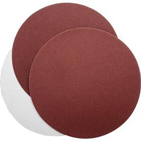 "8"" A/O Sanding Disc, 100 Grit PSA, 3 pk."