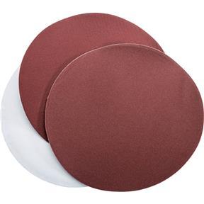"8"" A/O Sanding Disc, 180 Grit PSA, 3 pk."
