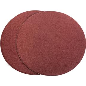 "9"" A/O Sanding Disc, 60 Grit PSA, 2 Pk."