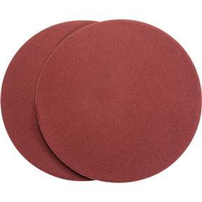 "9"" A/O Sanding Disc, 100 Grit PSA, 2 pk."