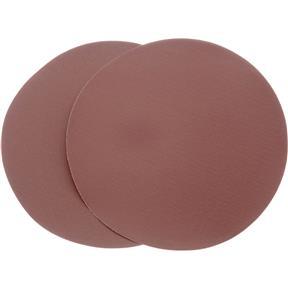 "9"" A/O Sanding Disc, 180 Grit PSA, 2 pk."