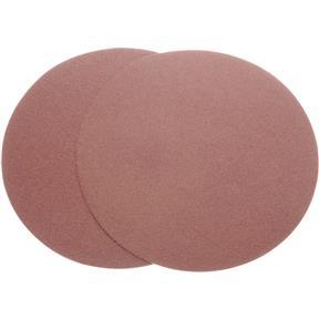 "10"" A/O Sanding Disc, 60 Grit PSA, 2 pk."