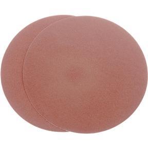 "10"" A/O Sanding Disc, 80 Grit PSA, 2 pk."