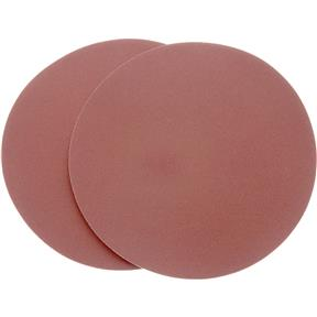 "10"" A/O Sanding Disc, 100 Grit PSA, 2 pk."