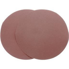 "10"" A/O Sanding Disc, 120 Grit PSA, 2 pk."