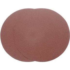 "12"" A/O Sanding Disc, 60 Grit PSA, 2 pk."