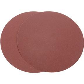 "12"" A/O Sanding Disc, 100 Grit PSA, 2 pk."