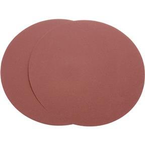 "12"" A/O Sanding Disc, 120 Grit PSA, 2 Pk."
