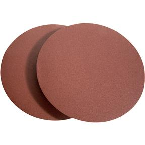 "20"" A/O Sanding Disc, 60 Grit PSA, 2 pk."