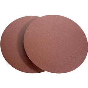 "20"" A/O Sanding Disc, 80 Grit PSA, 2 pk."