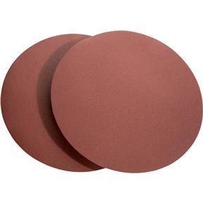 "20"" A/O Sanding Disc, 120 Grit PSA, 2 pk."