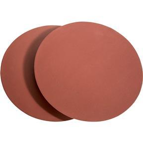 "20"" A/O Sanding Disc, 220 Grit PSA, 2 pk."