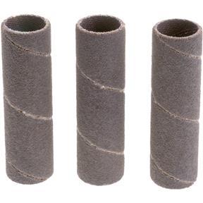 """1/2"""" Dia. x 2"""" A/O Hard Sanding Sleeve, 120 Grit, 3 pk."""