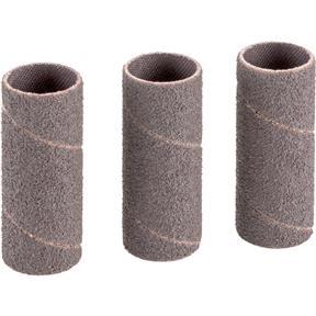 """3/4"""" Dia. x 2"""" A/O Hard Sanding Sleeve, 60 Grit, 3 pk."""
