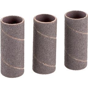 """3/4"""" Dia. x 2"""" A/O Hard Sanding Sleeve, 80 Grit, 3 pk."""