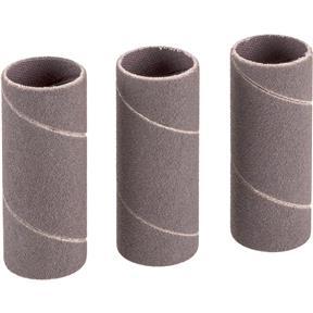 """3/4"""" Dia. x 2"""" A/O Hard Sanding Sleeve, 100 Grit, 3 pk."""