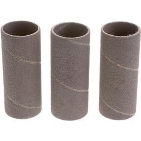 """3/4"""" Dia. x 2"""" A/O Hard Sanding Sleeve, 150 Grit, 3 pk."""