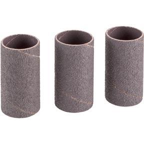 """1"""" Dia. x 2"""" A/O Hard Sanding Sleeve, 60 Grit, 3 pk."""