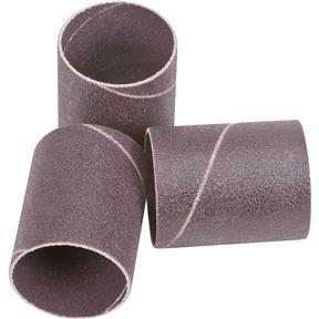 """1-1/2"""" Dia. x 2"""" A/O Hard Sanding Sleeve, 60 Grit, 3 pk."""