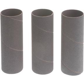1-1/2'' Dia. x 4-1/4'' A/O Hard Sanding Sleeve, 100 Grit, 3 pk.
