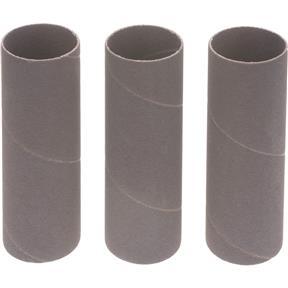1-1/2'' Dia. x 4-1/4'' A/O Hard Sanding Sleeve, 120 Grit, 3 pk.