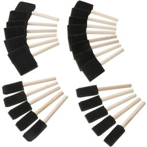 24 pc. Foam Brush Set