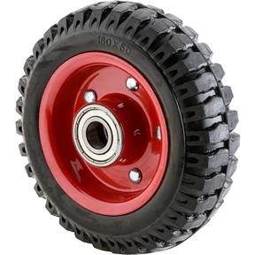 "6-1/4"" Rubber Wheel"